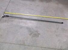 "Fiberglass Dust Mop Handle, 60"", Gray/Black, MADE IN USA (QTY 12)"