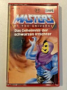 ✅ MASTER OF THE UNIVERSE - 37 - HE MAN - DAS GEHEIMNIS DER SCHWARZEN IRRLICHTER