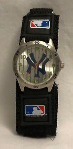 New York Yankees Game Time Brand Quartz Analog Ladies Watch