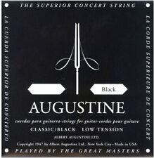 Augustine Corde per Chitarra Classica, Singole Si2, Nero
