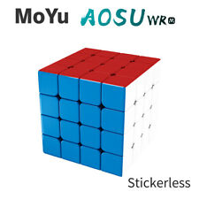 MoYu AoSu WR M Magnetic 4x4x4 Speed Magic Cube Twist Puzzle Toy Stickerless