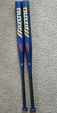 MIZUNO RAGE TECHFIRE MZC-2  SLOWPITCH SOFTBALL BAT 34/28  ASA 2000  (2)Bats!!!!