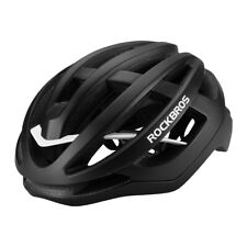 RockBros Riding Bicyle Ultralight Helmet Magnetic Buckle Size L 58-61cm Black