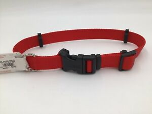 Coastal Secureaway Covers and Holds Flea Collar Protectors Red All Sizes