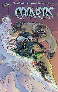 Carvers #2 VF/NM; Image | save on shipping - details inside