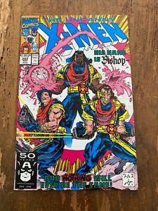 Uncanny X-Men 282 Marvel Comics 1991 1st app Bishop COMBINE SHIPPING U