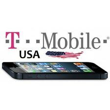 T-MOBILE USA IPHONE 4/4S/5/5C/5S/6/6+/6S/6S+/SE/7/7+ CLEAN IMEI UNLOCK SERVICE