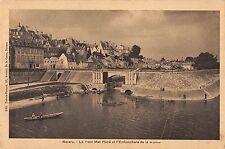 BF6832 nevers le pont mal place et lembouchure de la france      France