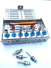 Bone Compression Kit Dental Implant Surgical Saw Disk Expander Screw Wrench CE