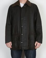 "BARBOUR Beaufort Wax Jacket Chest 44"" Large XL Brown (CCA)"