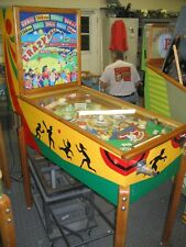 Ground Up Restored Vintage Chicago Coins Crazy Ball Pinball Machine