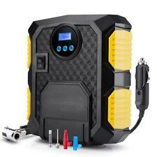 Digital Tire Inflator DC 12 Volt Car Portable Air Compressor Pump 150 PSI