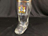 """Kirn Pils 1798 Boot Glass 5-1/2"""""""