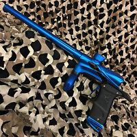 NEW Dangerous Power DP G5 Electronic Tournament Paintball Gun - Blue/Black