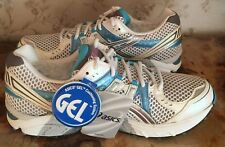 ASICS Gel-1170 White/Blue/Silver Sneakers Men's Size 10.5 or Women's Size 1