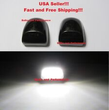 LED LICENSE PLATE LIGHTS LAMPS for 2000 - 2006 GMC YUKON, XL, 1500, 2500