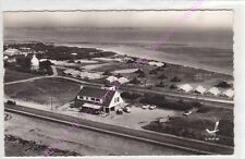 CPSM 56510 SAINT PIERRE QUIBERON Vue aérienne colonie vacances jeunes Ardennais