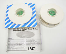 NEW Lot of 2 Douglas WPC-5621K Daylight Sensor Switch Ceiling Photocell Mount