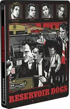 Reservoir Dogs - Limited Edition Mondo X Steelbook (Blu-ray) BRAND NEW!