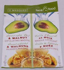 Face Mask - Avocado Oil And Walnut