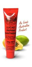 BEST PRICE! 48 X LUCAS PAPAW OINTMENT CREAM PAW PAW HANDY TUBE 25G TOTAL 1200G