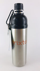 Brixton - Portable Stainless Steel Roller Ball Pet Water Bottle - 20 oz