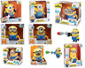 Despicable Me Minions Talking/Singing/Dancing Minion Action Figures- New&Sealed