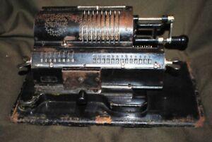 felix. Old Arithmometer Adding machine (calculator) early issue large USSR.