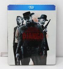 Django Unchained (Blu-Ray) Steelbook - NEW w/Slipcover (Read Description)