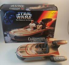 1995 Landspeeder-Star Wars Power of the Force w shift action running gear 69770