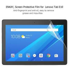 "Soft PET Screen Protector Protective Film Guard for Lenovo Tab E10 10.1"" Tablet"