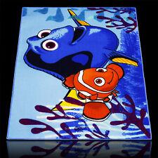 Findet Dory Nemo Kinderteppich Spielteppich Kinder Teppich Kinderzimmer 133x95cm