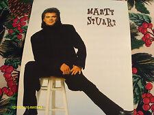 Marty Stuart Color Publicity Photo