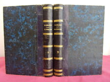 MATHILDE ou LES ANGLAIS EN ITALIE  Lord Normanby 2/2 vols 1826 ( rare )