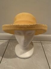 Wallaroo Kids Lids Petite Victoria Yellow Hat