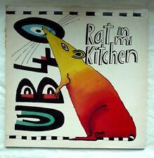 LP UB40 « RAT IN MI KITCHEN » 1986 / VINYL 45 RPM / 2 TITRES