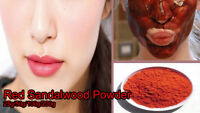 A Grade Red Sandalwood Powder 100% Pure & Natural Ayurvedic  Free Ship
