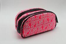 """NWT Victoria's Secret """"PINK"""" Cosmetic Bag Makeup Bag Case (B-945,946)"""