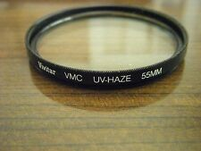 VIVITAR  VMC UVHAZE 55mm MADE IN USA