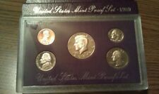 1- 1989 S United States Mint Proof Coin Set