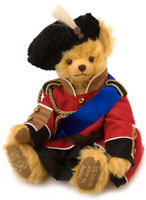 Trooping The Colour Teddy Bear by Hermann Spielwaren - limited edition - 13206-4