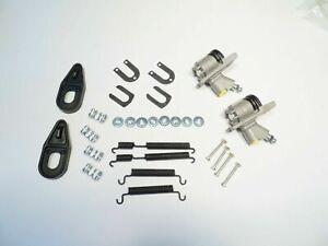 Brake Drum Wheel Cylinder & Fitting Kit Rear Fits Nash Metropolitan  33476WCFK