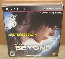 Beyond: Two Souls Special Limited Edition New Sealed (Sony PlayStation 3, 2013)