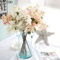 Artificial Flower Cherry Blossom Sakura Petals Handmade Home PartyWedding Decora