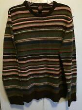 Nick Danger XL Sweater 100% Lambswool Mens Sweater Size Xlarge