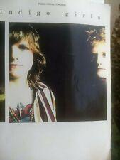 1990 INDIGO GIRLS SONGBOOK CLOSER TO THE FIRE PHOTOS SELDOM FOUND!!!