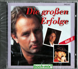 UDO LINDENBERG - Die großen Erfolge - CD - NEU & OVP