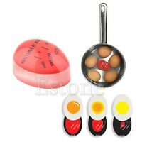 Egg Timer Perfect Boil Colour Changing Kitchen Cook Heat Perfectly Useful