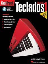 FastTrack Keyboard Method Spanish Edition FastTrack Teclado 1 Music In 000695594