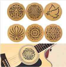 Acoustic guitar feedback Buster Sound Hole cover Sound buffer Hole protector